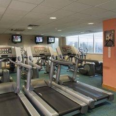 Отель Holiday Inn Edinburgh фитнесс-зал фото 3