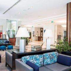 Отель Radisson Blu Hotel, Wroclaw Польша, Вроцлав - 1 отзыв об отеле, цены и фото номеров - забронировать отель Radisson Blu Hotel, Wroclaw онлайн интерьер отеля