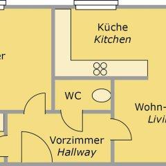 Отель Central Apartments Vienna (CAV) Австрия, Вена - отзывы, цены и фото номеров - забронировать отель Central Apartments Vienna (CAV) онлайн фото 9