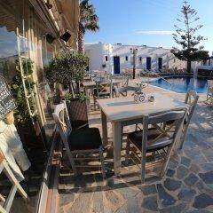 Hotel Mathios Village гостиничный бар
