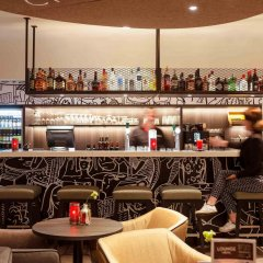 Отель Ibis Amsterdam City Stopera Нидерланды, Амстердам - отзывы, цены и фото номеров - забронировать отель Ibis Amsterdam City Stopera онлайн гостиничный бар