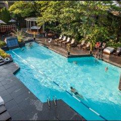 Отель Bonaventure Montreal Канада, Монреаль - отзывы, цены и фото номеров - забронировать отель Bonaventure Montreal онлайн бассейн фото 2