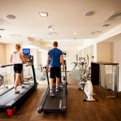 Park Hotel Diament Katowice фитнесс-зал фото 4