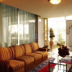Отель Intercontinental Hotel Tangier Марокко, Танжер - отзывы, цены и фото номеров - забронировать отель Intercontinental Hotel Tangier онлайн интерьер отеля фото 2