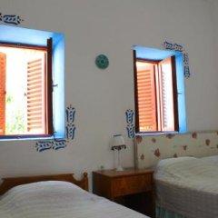Отель Side Doga Pansiyon Сиде сейф в номере