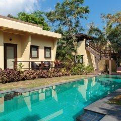 Отель Villa Tanamera бассейн