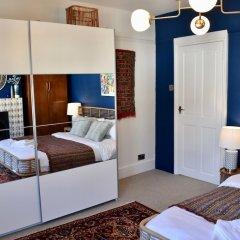 Отель Stunning Victorian Townhouse in Central Brighton Брайтон комната для гостей фото 4