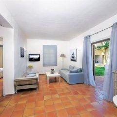 Отель Sunprime Miramare Park Suites and Villas Греция, Родос - отзывы, цены и фото номеров - забронировать отель Sunprime Miramare Park Suites and Villas онлайн комната для гостей