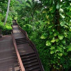 Отель Andaman White Beach Resort Таиланд, пляж Банг-Тао - 3 отзыва об отеле, цены и фото номеров - забронировать отель Andaman White Beach Resort онлайн приотельная территория