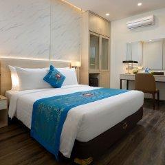 Grand Dragon Hotel Hanoi комната для гостей фото 5