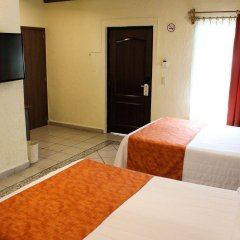 Hotel Posada Virreyes комната для гостей фото 3