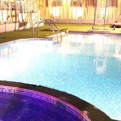 Al Buraq Hotel бассейн фото 2
