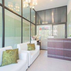 Апартаменты Grande Elegance Serviced Apartment спортивное сооружение