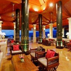 Отель Aquamarine Resort & Villa интерьер отеля фото 3