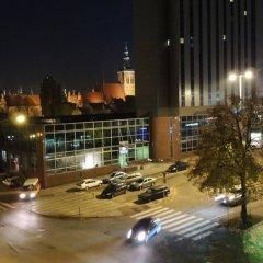 Отель Apartament 23 Гданьск балкон