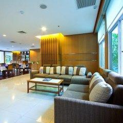 Отель The Laurel Suite Apartment Таиланд, Бангкок - отзывы, цены и фото номеров - забронировать отель The Laurel Suite Apartment онлайн интерьер отеля