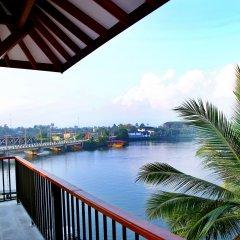 Отель Malu Banna балкон