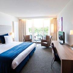 Отель Sanadome Hotel & Spa Nijmegen Нидерланды, Неймеген - отзывы, цены и фото номеров - забронировать отель Sanadome Hotel & Spa Nijmegen онлайн комната для гостей фото 4