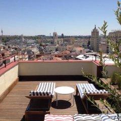 Отель Praktik Metropol Испания, Мадрид - 1 отзыв об отеле, цены и фото номеров - забронировать отель Praktik Metropol онлайн балкон