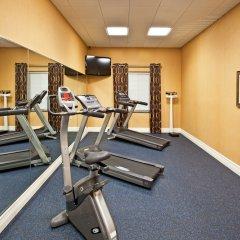 Holiday Inn Express Hotel & Suites Saint Augustine North фитнесс-зал фото 3