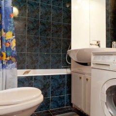 Апартаменты LUXKV Apartment on Gnezdnikovskiy ванная