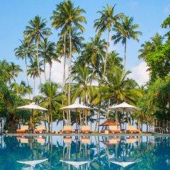 Отель Mermaid Hotel & Club Шри-Ланка, Ваддува - отзывы, цены и фото номеров - забронировать отель Mermaid Hotel & Club онлайн бассейн фото 2
