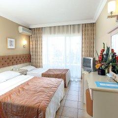 Premier Nergis Beach Турция, Мармарис - 1 отзыв об отеле, цены и фото номеров - забронировать отель Premier Nergis Beach онлайн комната для гостей фото 4
