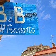 Отель B&B Il Tramonto Кастельсардо фото 2
