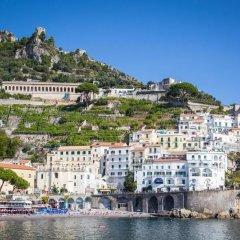 Отель Marina Riviera Италия, Амальфи - отзывы, цены и фото номеров - забронировать отель Marina Riviera онлайн приотельная территория фото 2