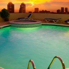Отель Lotus Retreat Hotel ОАЭ, Дубай - 2 отзыва об отеле, цены и фото номеров - забронировать отель Lotus Retreat Hotel онлайн бассейн фото 3