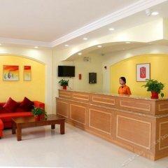 Отель Elan Hotel Китай, Сиань - отзывы, цены и фото номеров - забронировать отель Elan Hotel онлайн интерьер отеля фото 3