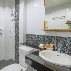 Отель Otter House Таиланд, Краби - отзывы, цены и фото номеров - забронировать отель Otter House онлайн ванная фото 2