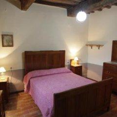 Отель Agriturismo Acqua Calda Монтоне комната для гостей фото 5