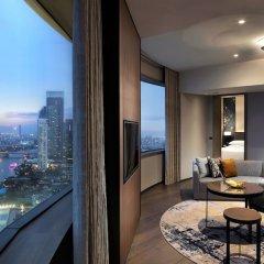 Отель Millennium Hilton Bangkok комната для гостей фото 12