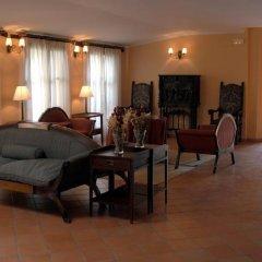 Отель Posada Real Del Pinar Посаль-де-Гальинас интерьер отеля фото 2
