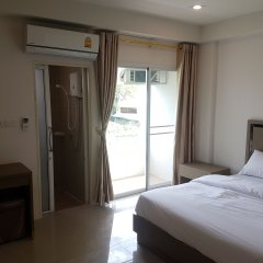 Отель S.E.T Thanmongkol Residence Бангкок комната для гостей фото 2
