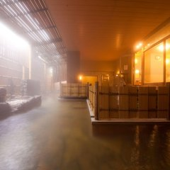 Hotel Kannawa Беппу бассейн