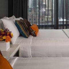 Отель Courtyard by Marriott New York Manhattan/Central Park США, Нью-Йорк - отзывы, цены и фото номеров - забронировать отель Courtyard by Marriott New York Manhattan/Central Park онлайн комната для гостей фото 4