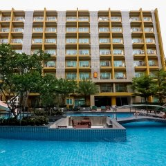 Отель Nida Rooms North Pattaya Crystal Sand бассейн