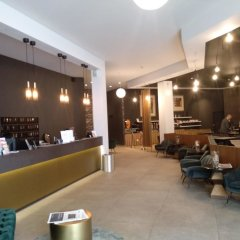 Отель Saint Nicolas Бельгия, Брюссель - 7 отзывов об отеле, цены и фото номеров - забронировать отель Saint Nicolas онлайн питание фото 2