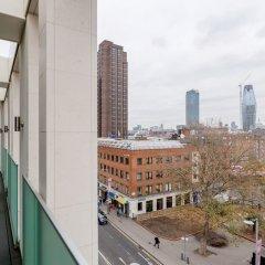 Отель LCS Southbank Apartments Великобритания, Лондон - отзывы, цены и фото номеров - забронировать отель LCS Southbank Apartments онлайн балкон
