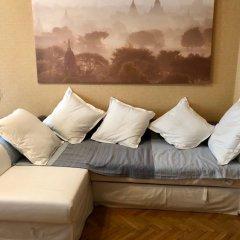 Гостиница Art Hostel Old Smolenka в Москве отзывы, цены и фото номеров - забронировать гостиницу Art Hostel Old Smolenka онлайн Москва комната для гостей фото 2
