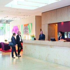 Movenpick Hotel Frankfurt City интерьер отеля фото 3