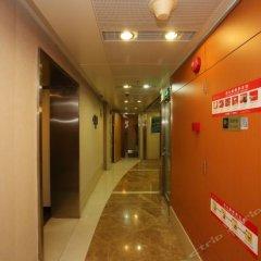 Yiwu Commatel hotel интерьер отеля фото 3
