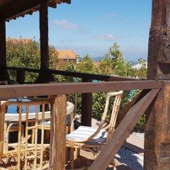 Отель Gojim Casa Rural Армамар балкон