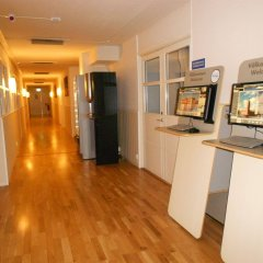 Отель Liljeholmens Stadshotell Стокгольм интерьер отеля