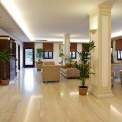 Yiannaki Hotel интерьер отеля