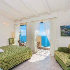 Отель B&B Al Pesce D'Oro Италия, Амальфи - отзывы, цены и фото номеров - забронировать отель B&B Al Pesce D'Oro онлайн комната для гостей фото 5