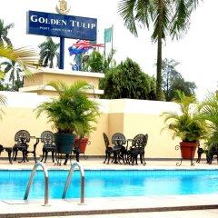 Отель Golden Tulip Port Harcourt с домашними животными