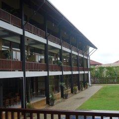 Отель Minn Gee Resort Passikuda балкон